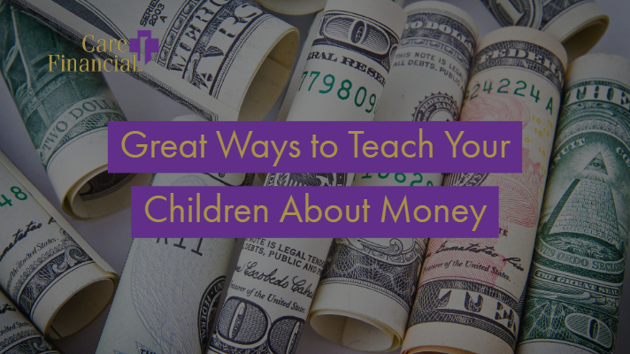 Great Ways to Teach Your Children About Money