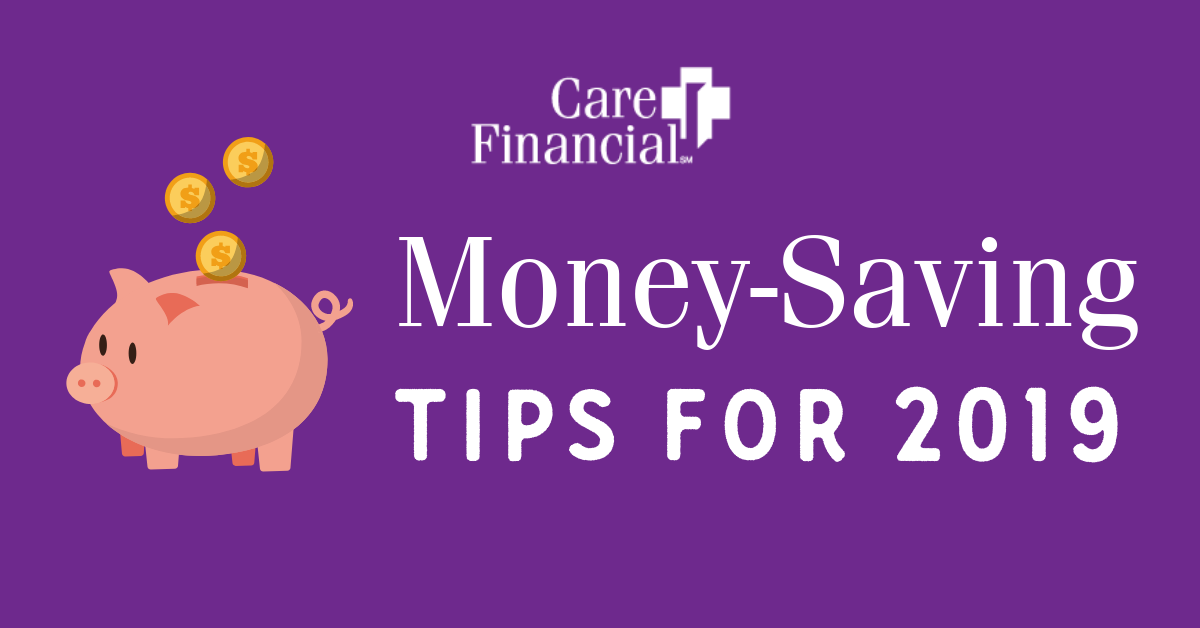 Money Saving Tips for 2019