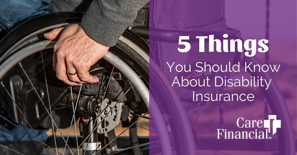 5 Things You should Know About Disability Insurance